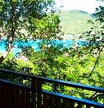 Bequia beach view