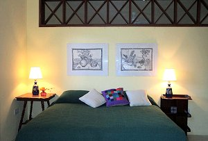 Bequia rental villas: The Nest