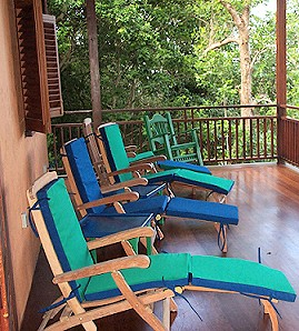 Enjoy your stay at our Bequia rental - The Nest