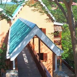Want to stay at a Bequia villa? The Nest is ideally located.